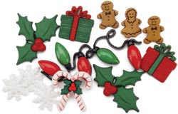 Dress It Up Memory Mates Themes - Christmas - Click to enlarge