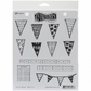 Dyan Reaveley Cling Stamps - Bags Of Bunting
