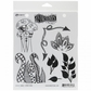 Dyan Reaveley Cling Stamps - Doodle Parts
