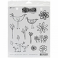Dyan Reaveley Cling Stamps - How Does Your Garden Grow