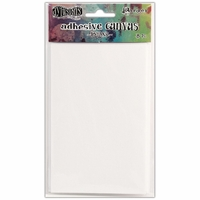 Dyan Reaveley's Dylusions Adhesive Canvas - Blank