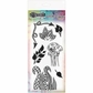 Dyan Reaveley's Dylusions Clear Stamps - Clearly Doodle Parts