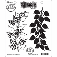 Dylusions by Dyan Reaveley Cling Stamp Collections - Branching Out