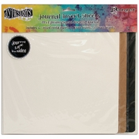 Dyan Reaveley's Dylusions Journal Inserts - Assortment/ Square