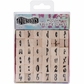 Dyan Reaveley Dylusions Stamp - Alphabet Set