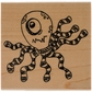 Dyan Reaveley's Dylusions Stamp - Octopus