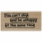 Dyan Reaveley's Dylusions Stamp - Skip Quote