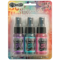 Dylusions Mica Sprays 3/Pkg