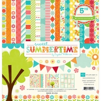 "Echo Park Collection Kit 12""x12"" - Sweet Summertime"