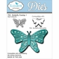 Elizabeth Craft Metal Die - Butterfly Overlay 1