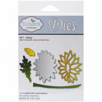 Elizabeth Craft Metal Die - Daisy