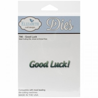 Elizabeth Craft Metal Die - Good Luck!