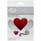 Elizabeth Craft Metal Die - Heart W/Wings