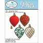 Elizabeth Craft Metal Die - Ornament Set 1