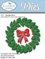 Elizabeth Craft Metal Die - Wreath Bow