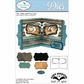 Elizabeth Craft Pop It Up Metal Dies By Karen Burniston - Katie Label Pivot Card