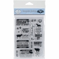 Elizabeth Crafts Clear Mounted Stamps - Home Grown Greetings