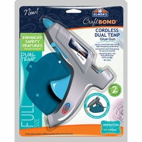 Elmer's CraftBond® Cordless Dual-Temp Glue Gun