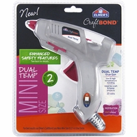 Elmer's CraftBond® Dual-Temp Mini Glue Gun