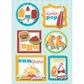 Endless Summer Sticker Stackers - BBQ