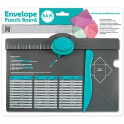 Envelope Punch Board - Click to enlarge