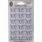 Epiphany Crafts Clear Bubble Caps - Butterfly