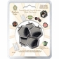 Epiphany Crafts Metal Charm Settings - Hexagon 25