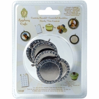 Epiphany Crafts Rhinestone Charm Settings