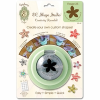 Epiphany Crafts Shape Studio Tool - Flower 25