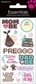 Essentials Dimensional Stickers - Mom & Dad To Be
