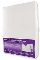 EZBinder 3-Ring Mini Storage Binder