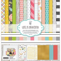 Fancy Pants Designs Life Is Beautiful Collection Kit 12