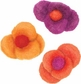 Feltworks Shapes - 4-Petal Flowers