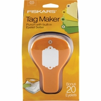 Fiskar Tag Maker Punches