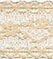 Flexi-Lace Hem Facing - Beige