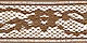 Flexi-Lace Hem Tape - Mocha