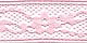 Flexi-Lace Hem Tape - Pink