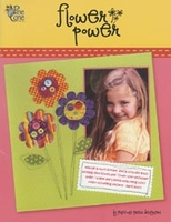 Flower Power by Pinecone Press
