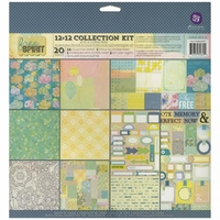 "Free Spirit Collection Kit 12""x12"""