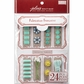 French General Notion Kit - Turquoise