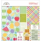 "Fruit Stand Essentials Page Kit 12""x12"""