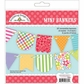 Fruit Stand Paper Craft Kit - Mini Banners