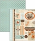 Gathering Double-Sided Cardstock Die-Cuts - Icons, Shapes & Borders