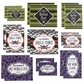 Gothic Lace Drink Labels - Assorted