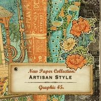 Graphic 45 Artisan Style Collection
