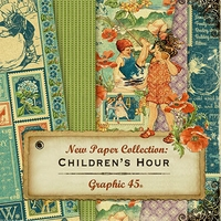 Graphic 45 Children's Hour Collection