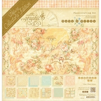 "Graphic 45 Deluxe Collector's Edition Pack 12""x12"" - Baby 2 Bride"