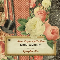 Graphic 45 Mon Amour Collection