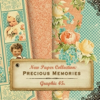 Graphic 45 Precious Memories Collection
