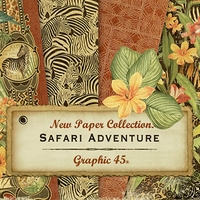 Graphic 45 Safari Adventure